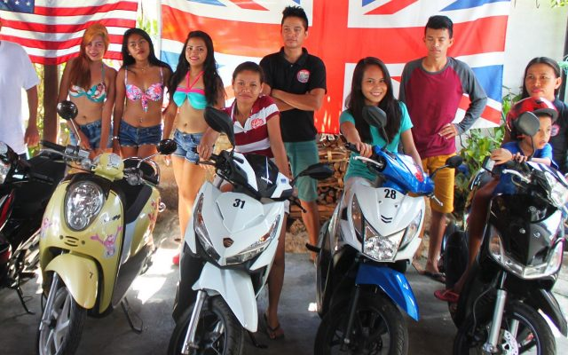 Rent A Motorcycle In Bohol From Mikes Island Motorcycle Rentals
