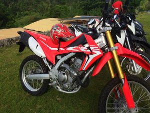 Honda CRF 250cc Fuel Injected 1,500php